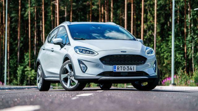 Koeajo: Korotettu kokemus – Ford Fiesta Active