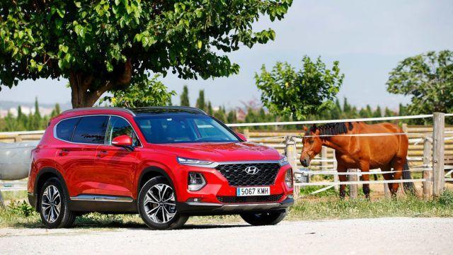 Maistiainen: uudistunut Hyundai Santa Fe – siisti, suurempi ja simppeli