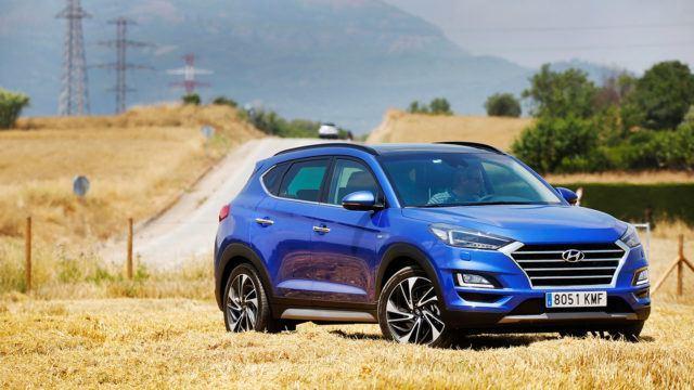 Maistiainen: Hyundai Tucson sai lisää voltteja