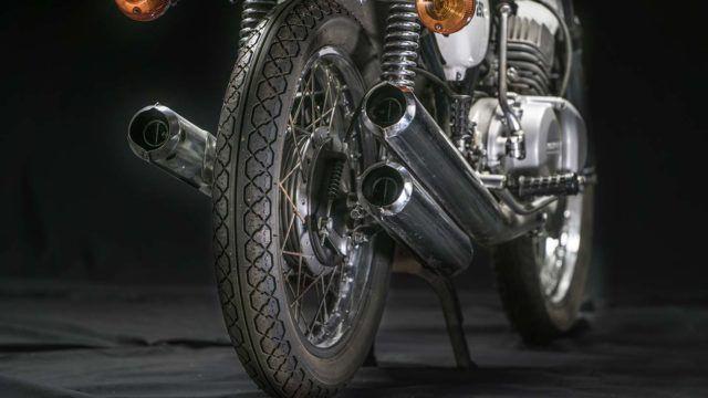 Kawasaki 250 S1 Mach I