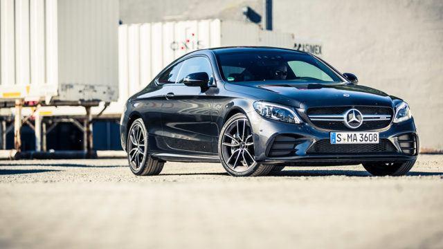 Koeajo: Erilaisia unelmia – Mercedes-Benz C 400 4Matic Cabriolet ja Mercedes-AMG C 43 Coupé 4Matic