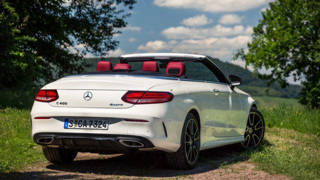 Mercedes-Benz C 400 Cabriolet