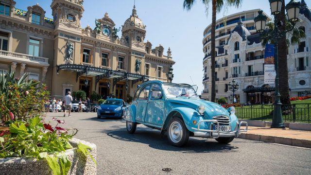 Monaco Citroen 2CV
