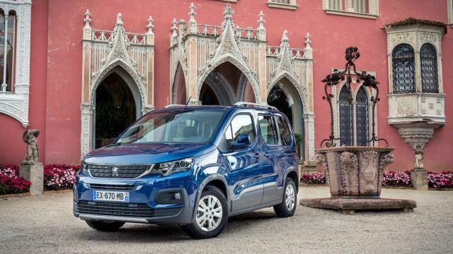 Koeajo: Tilaa elämälle – Peugeot Rifter BlueHDi 130 EAT8