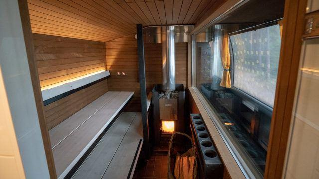 Pitkä Kuuma Sauna
