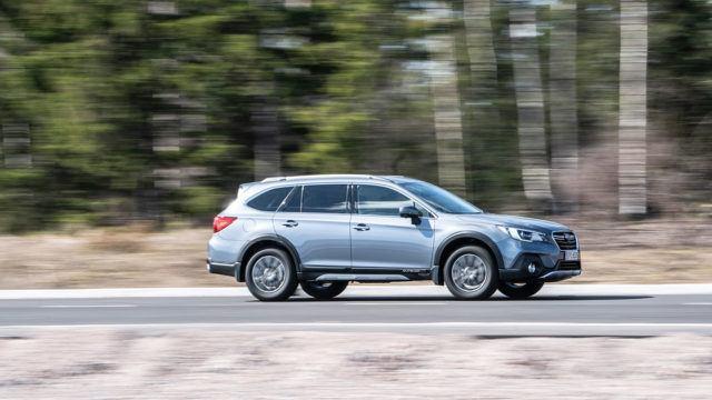Koeajo: Järkivalinta – Subaru Outback 2.5i Active