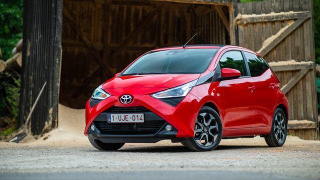 Koeajo: Tyylikkäämpi työntekijä –Toyota Aygo 1.0 x-play
