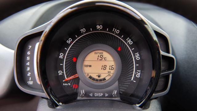 Toyota Aygo 1.0 x-play