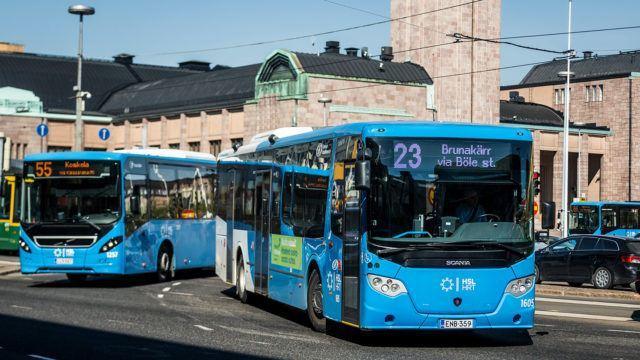 Kaukoliikenteen bussit poistuivat www.matka.fi -reittioppaasta