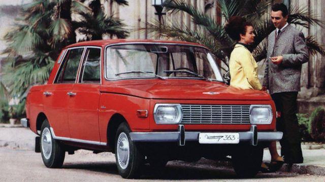 Wartburg 353 Limousine