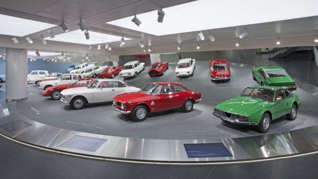 Tähtäimessä Alfa Romeo