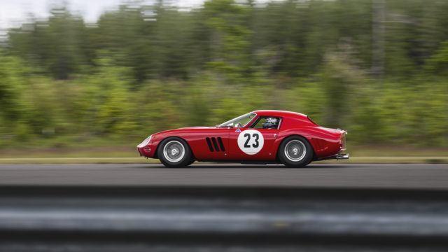 Ferrari 250 GTO huudettiin yli 48 miljoonalla