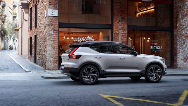 Polestar optimoi Volvo neliveto vääntö