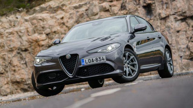 Koeajo: Rakastettava kolmiapila – Alfa Romeo Giulia Veloce 280 hv