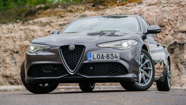 Alfa Romeo Giulia Veloce 280 hv