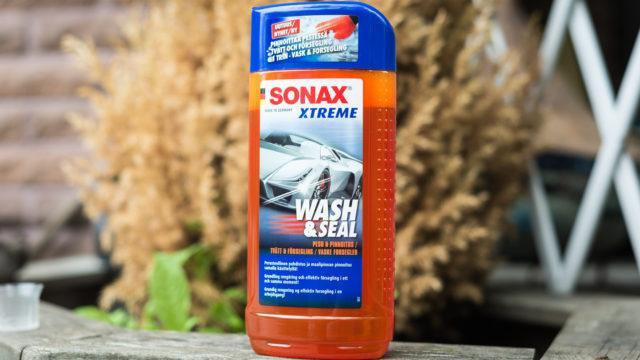Sonax Wash&Seal 500ml
