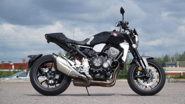 Honda CBR 1000 R+