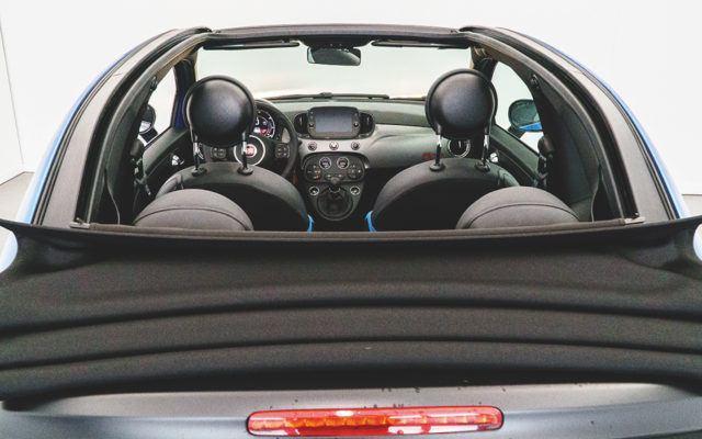 Fiat 500S Cabrio Twinair 105 hv Start & Stop