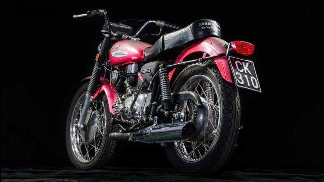 Harley-Davidson Sprint