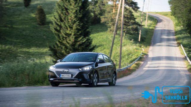 Hyundain seuraavissa sporteissa Ioniq