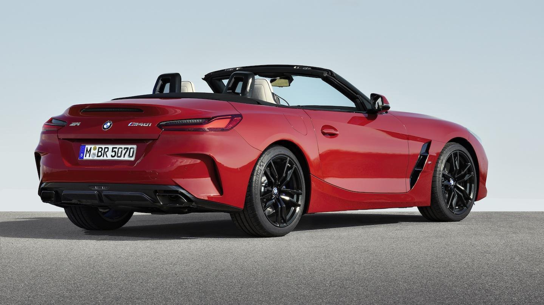 Bmw Z4 Roadster >> Talta Se Vihdoin Nayttaa Bmw Z4 Esittaytyy Ilman Naamioita