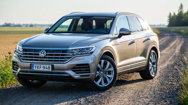 Koeajo: Lippulaiva vasten tahtoaan – Volkswagen Touareg 3.0 V6 TDI