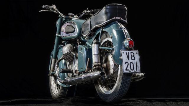 Victoria V35 Bergmeister