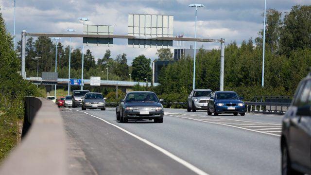 Uusi tieliikennelaki voimaan 1.6.2020