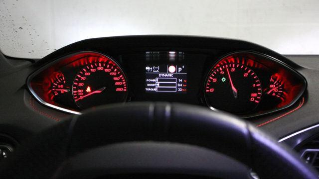 Peugeot 308 SW GT Blue HDi 180 EAT8