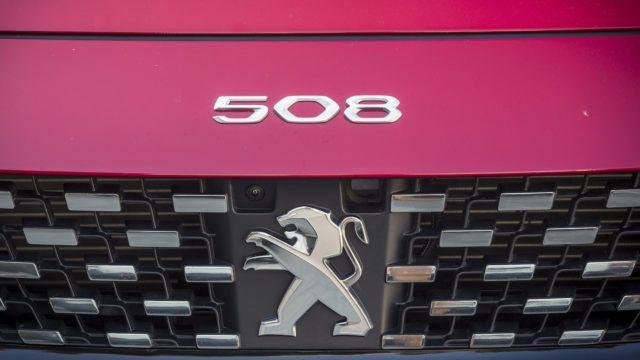 Peugeot 508 PureTech 225 S&S GT EAT8
