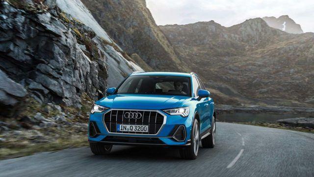 Maistiainen: iso loikka eteenpäin: Audi Q3