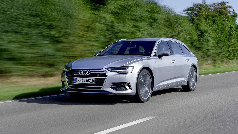 Audi A6 Avant 2018 >> Maistiainen Audi A6 Avant Melkein Sportback