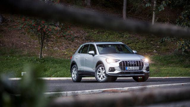Koeajo: Audi Q3 –  kerrankin kaikki uusiksi