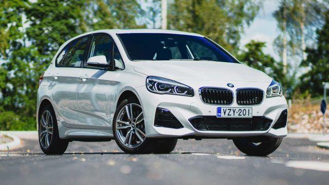 Koeajo: pioneerin päivitys – BMW 225xe Active Tourer