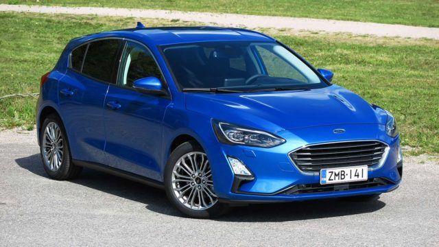 Koeajo: Erityisesti Eurooppaan – Ford Focus 1.5