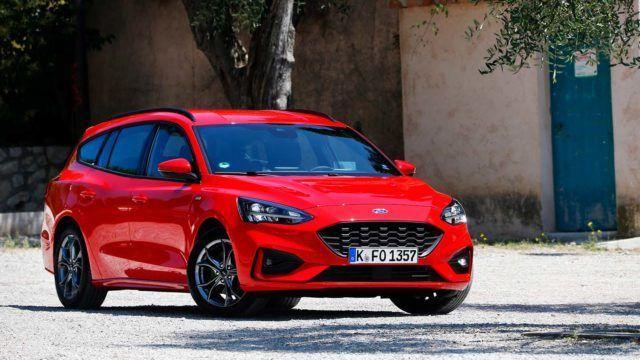 Koeajo: Uudistunut Ford Focus 1.5 EcoBoost