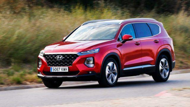 Koeajo: Hyundai Santa Fe – venytetty ja viisaampi