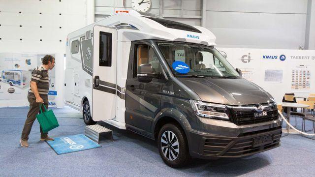 Lahti Caravan_Knaus VAN TI Plus