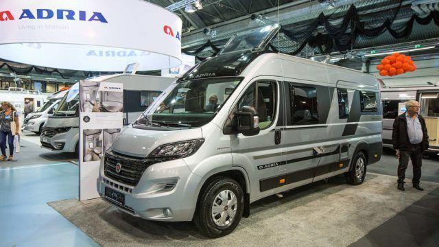 Caravan 2018_Adria Twin Supreme 640 SLB