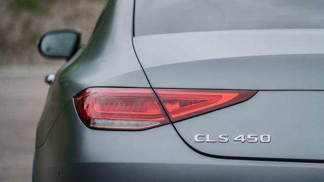 Mercedes-Benz CLS 450 4Matic
