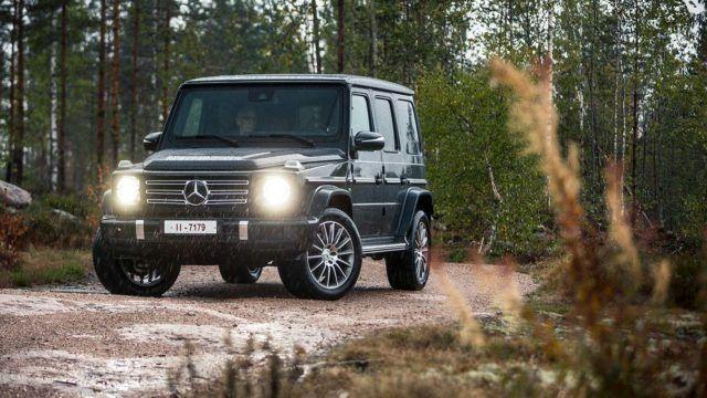 Koeajo: Mercedes-Benz G 500 – kauan eläköön uusi kuningas