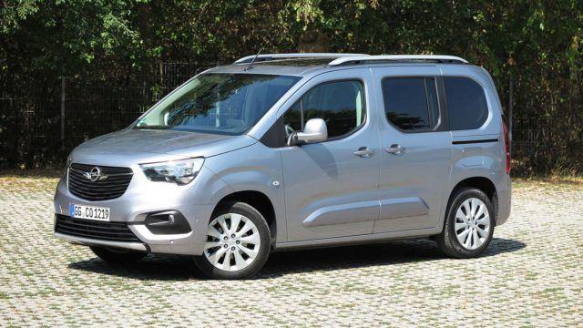 Koeajo: Käytännöllisyyden ylistys – Opel Combo Life