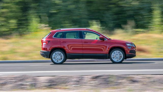 Koeajo: Kansanauto huippupisteillä – Škoda Karoq 1.5 TSI