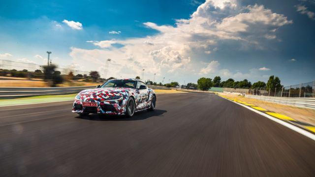 Koeajo: Toyota Supra prototyyppi – miltä legendan paluu tuntuu?