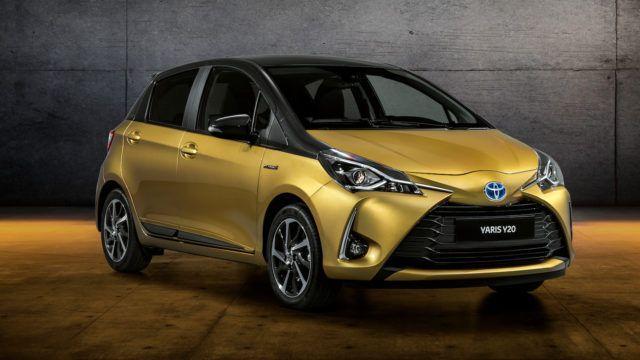 Toyota Yaristelee erikoismalleilla: GR Sport ja Y20 Edition