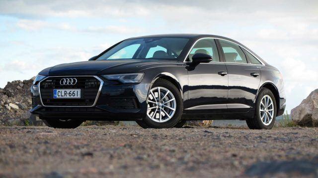 Koeajo: totuttelun takana – Audi A6