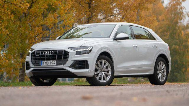 Koeajo: Mahtivaunu varakkaille – Audi Q8