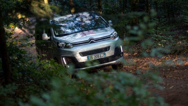 Maistiainen: Nelivetoa Peugeot Expertiin ja Citroën Jumpyyn