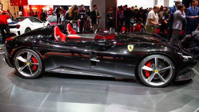 Ferrari Monza SP1 ja SP2