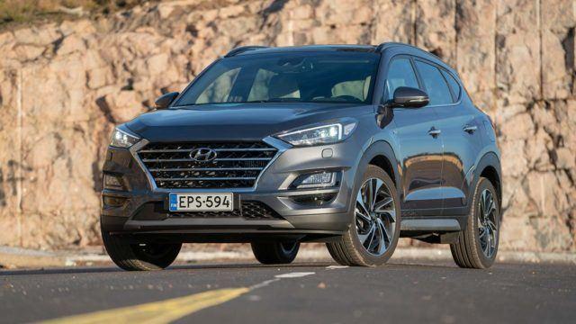 Koeajo: kevythybridin keveydellä – Hyundai Tucson 2.0 CRDi 48V Hybrid